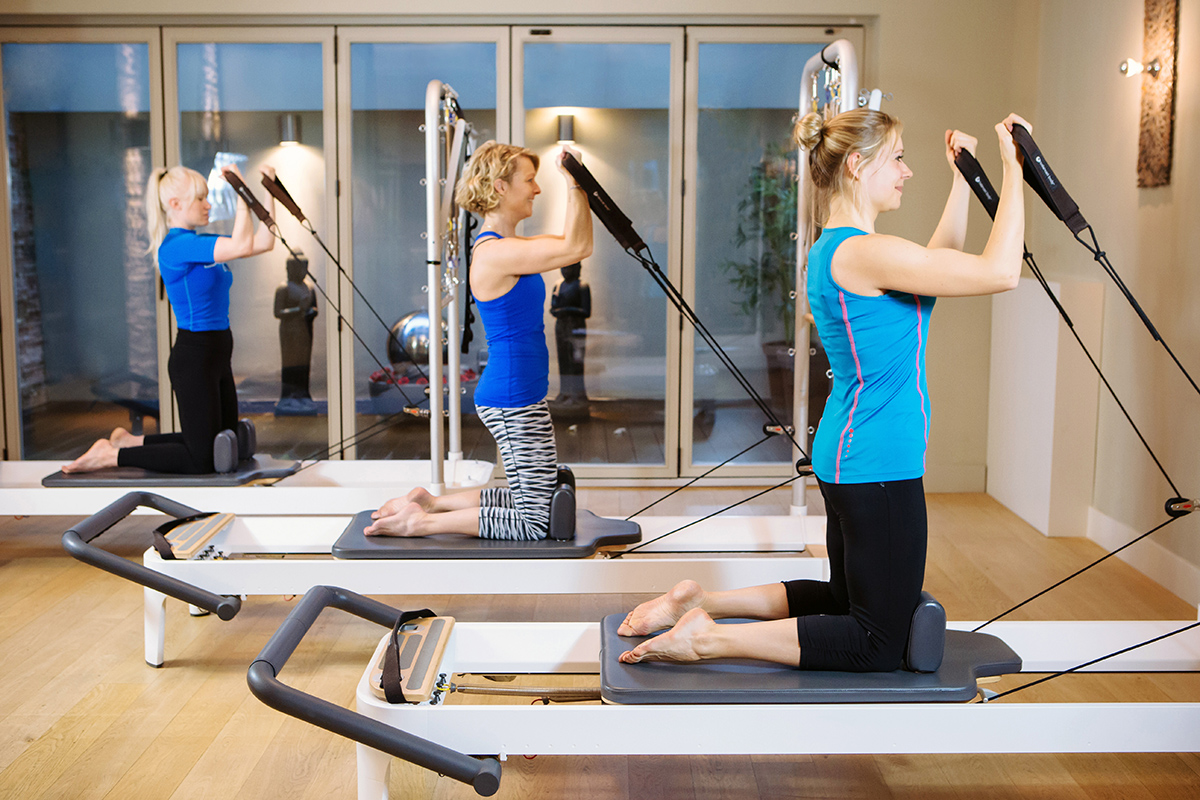 Pilates lessen in Amsterdam centrum