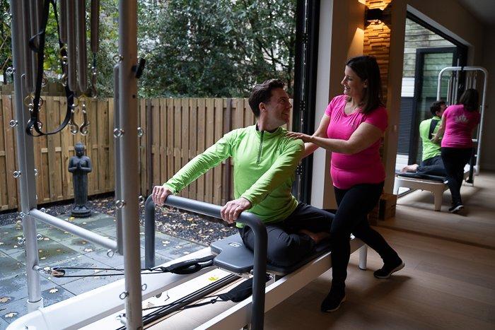 Pilates Doelgerichte Personal Training