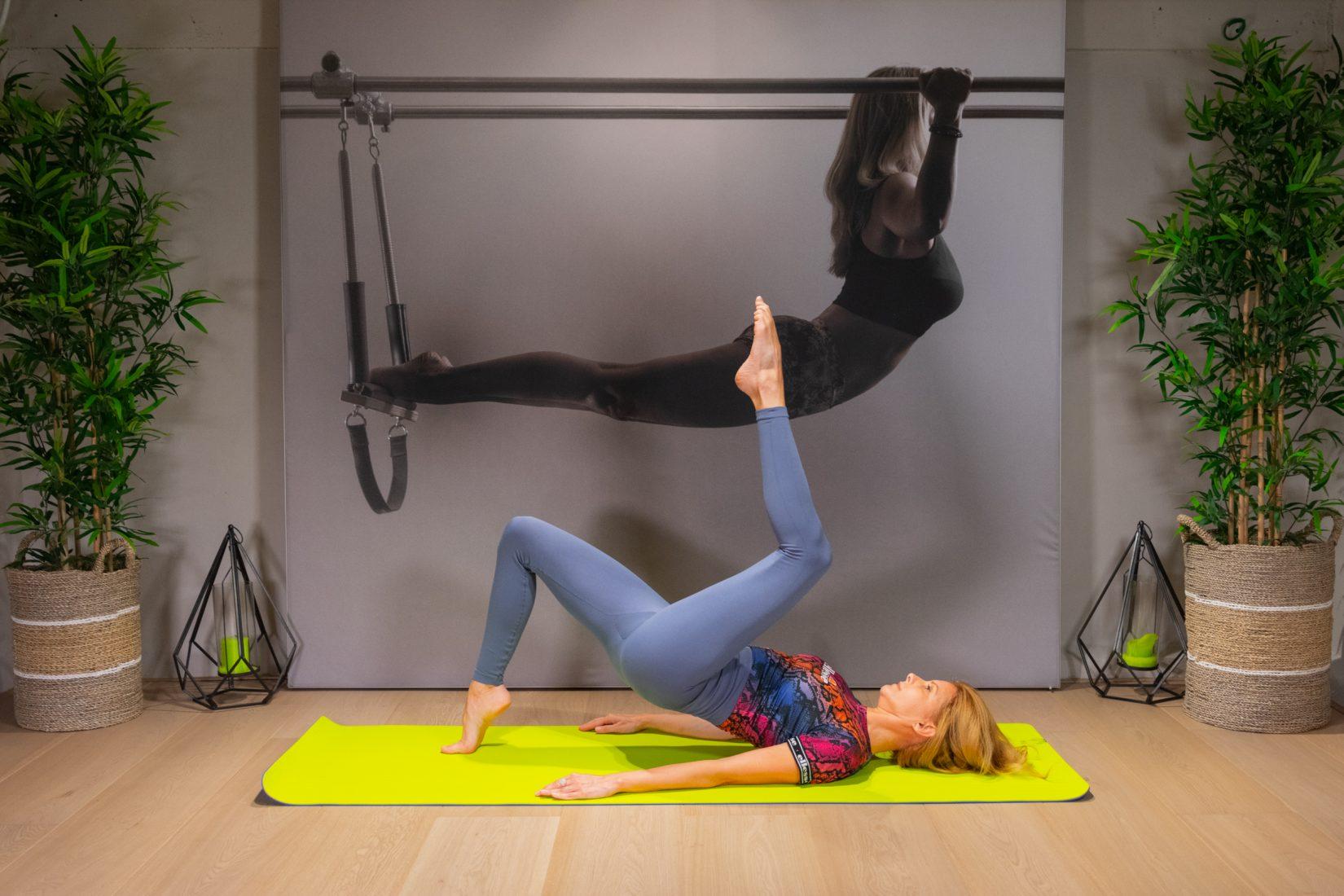 Online pilates lessen - Bodyvita