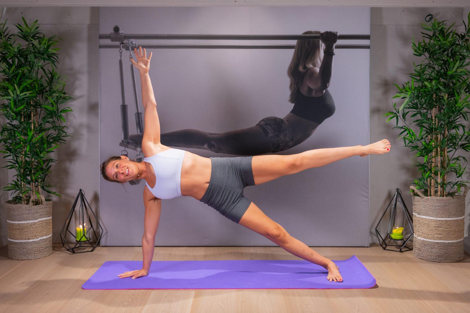 Online Pilates lessons - Bodyvita