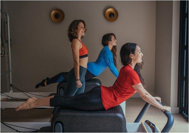 Bodyvita - Pilates lessen in Amsterdam centrum en Amsterdam Zuid